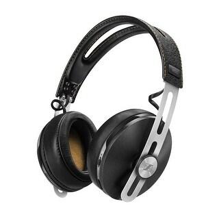 Sennheiser - HD1 Wireless Over-the-Ear Noise Canceling Headphones - Black