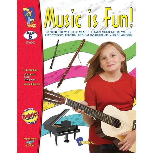 Music Is Fun Gr 5