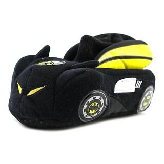 Marvel Heroes Batman Batmobile Slippers Toddler Round Toe Synthetic Slipper