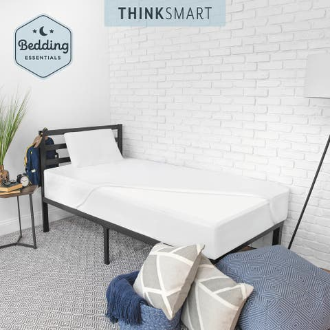 ThinkSmart by SensorPEDIC 4 Piece Bedding Essentials Bundle