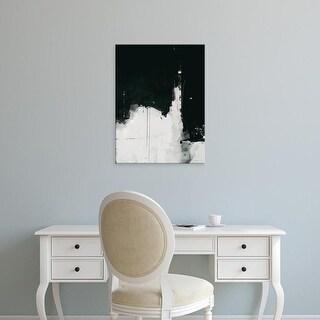 Easy Art Prints Green Lili's 'Nightfall' Premium Canvas Art