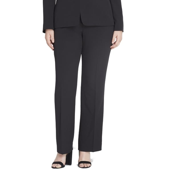 8845b82a71d Shop Tahari by ASL NEW Black Women s Size 20W Plus Dress Pants Stretch -  Free Shipping On Orders Over  45 - Overstock.com - 20928810