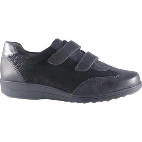 55179bfbf1f9 ara Women s Millie 46310 Walking Shoe Black Combo