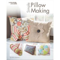 Leisure Arts-Simple Pillow Making