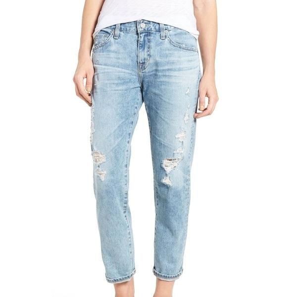 94ded547543 Adriano Goldschmied NEW Blue Women  x27 s Size 24 Ex-Boyfriend Slim Jeans
