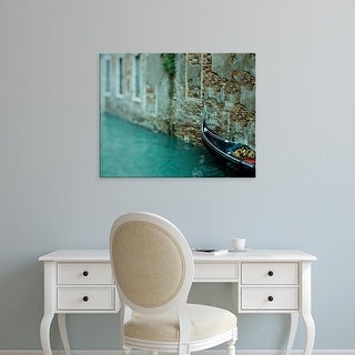 Easy Art Prints Keri Bevan's 'Dreamboat' Premium Canvas Art