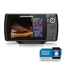 Humminbird HELIX 7 CHIRP Mega DI Fishfinder/GPS Combo G3 - 410940-1NAV HELIX 7 CHIRP MEGA DI GPS G3 NAVplus