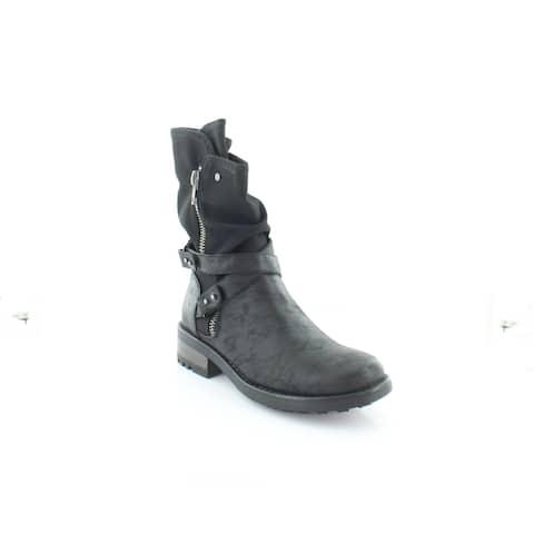 Carlos by Carlos Santana Sawyer Women's Boots Black