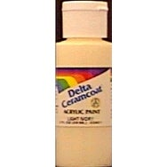 Brown Iron Oxide - Opaque - Ceramcoat Acrylic Paint 2Oz