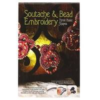 BeadSmith Soutache And Bead Embroidery Booklet - Sweet-McNamara, Amee K.