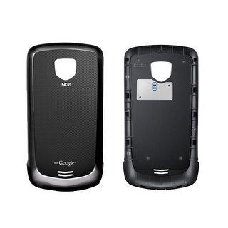 OEM Samsung Droid Charge I510 Wireless Charging / Inductive Battery Door (Black) (Bulk Packaging)