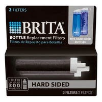Brita 35818 Hard Replacement Water Filters Bottle