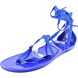 LFL Jinx Open Toe Synthetic Gladiator Sandal
