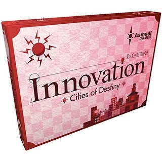 Innovation: Cities of Destiny Third Edition