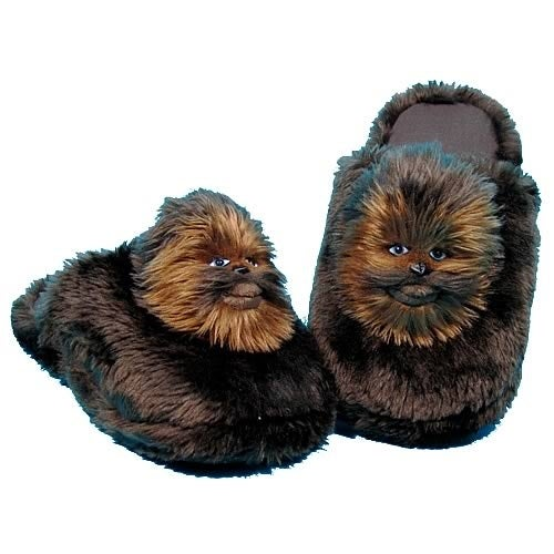 Star Wars Slippers Chewbacca Small - Black