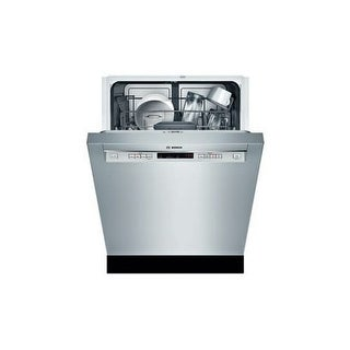 Bosch SHE84AWG 24 Inch Wide 14 Place Setting Energy Star Rated Built-In Full Con