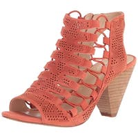 Vince Camuto Womens Esray Open Toe Casual Strappy Sandals