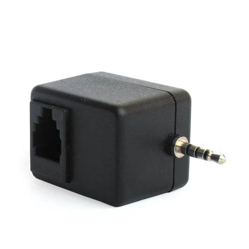 Polycom 2200-11095-002 RJ-9 Headset Interface Adapter