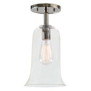 JVI Designs 1301-15-G7 Grand Central 1 Light Semi-Flush 13   sc 1 st  Overstock & JVI Designs Ceiling Lights For Less | Overstock.com azcodes.com