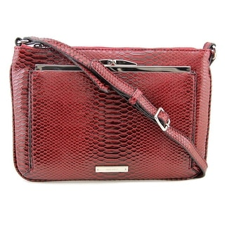 Nine West Morely Crossbody Women Synthetic Red Messenger
