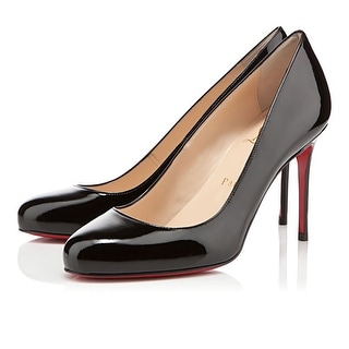 Fifi 85 In Black Patent