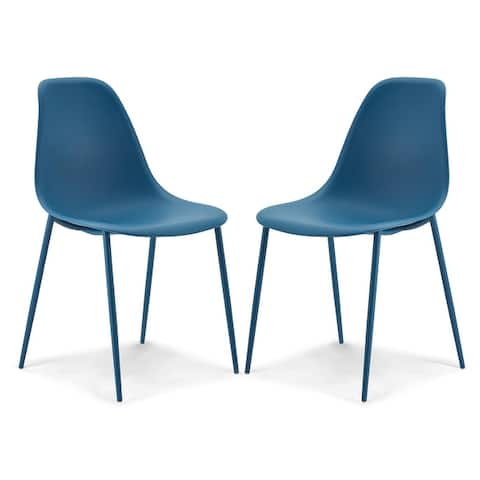 Poly and Bark Isla Chair (Set of 2)