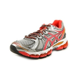 Asics Gel-Nimbus 15 Women 2A Round Toe Synthetic Pink Running Shoe