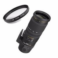 Sigma 70-200mm f/2.8 for Nikon Lense Bundle