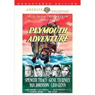 Plymouth Adventure DVD Movie 1952
