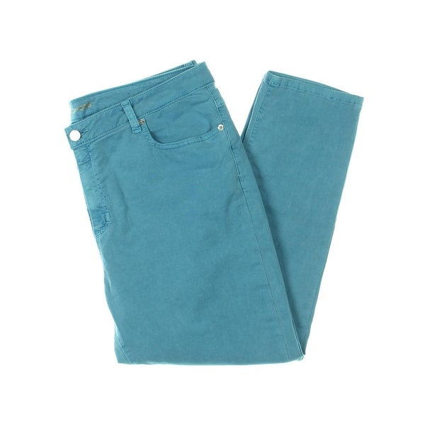 82a56c3df973 Shop MICHAEL Michael Kors Womens Izzy Skinny Jeans Mid-Rise Colored ...