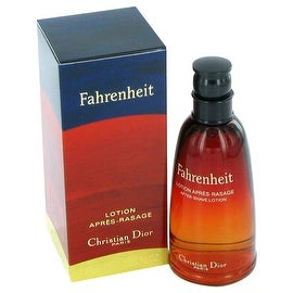 FAHRENHEIT by Christian Dior After Shave 1.7 oz - Men