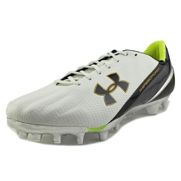 Under Armour UA Team Speedform MC Men Wht/Mdn/Sgd Cleats