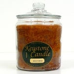 Link to 1 Pc  64 oz Autumn Harvest Jar Candles 5.5 in. diameter x 7.75 in. tall Similar Items in Decorative Accessories