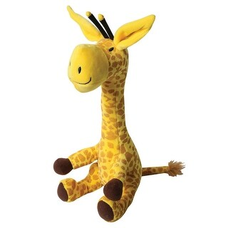Steam Train, Dream Train Plush Giraffe - Stuffed Animal - 14 in.