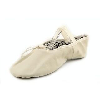 Capezio Daisy W Round Toe Leather Dance