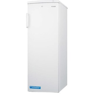 Summit UF877L 5.8 Cu. Ft. Upright Freezer with Lock