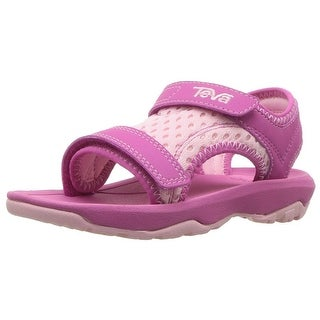 Kids Teva Girls Psyclone Buckle Ankle Strap Fisherman