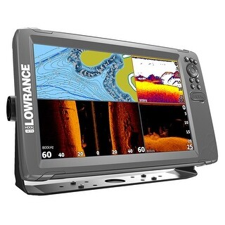 Lowrance Hook2 12 Fishfinder Sonar with Tripleshot Transducer