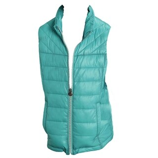 Roper Western Vest Girls Quilted Fun Turquoise 03-298-0685-0483 BU