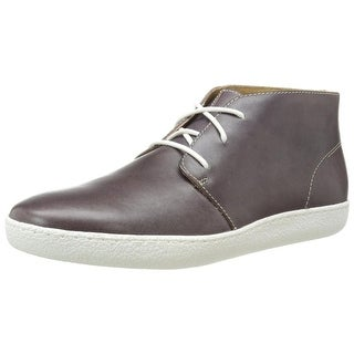 Cole Haan Mens Glenn Cupsole Chukka Boots Leather Casual