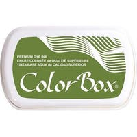 Olive - Colorbox Premium Dye Ink Pad