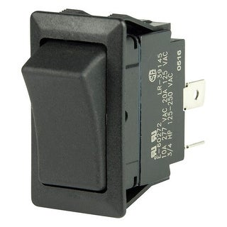 BEP Marine 2-Position Sealed Rocker Switch Rocker Switch