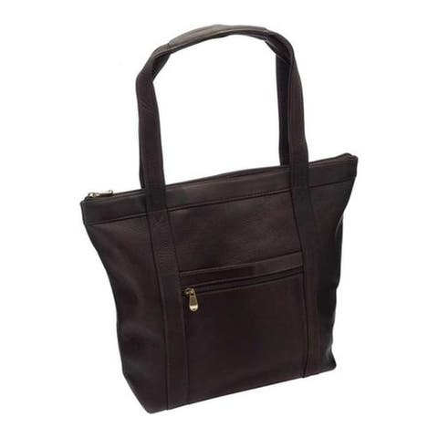 8cad83a29f3 LeDonne Women's Phalicia Tote LD-8044 Cafe - US Women's One Size ...