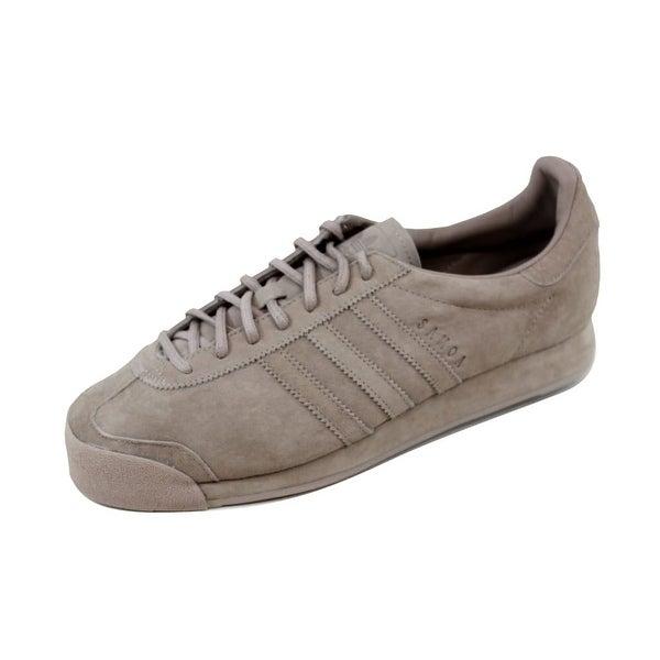 Adidas Men's Samoa Vintage Panton/Panton-White Pigskin B27735