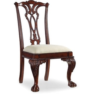 Hooker Furniture 434-30-310 42 Inch Tall Fabric Dining Chair from the Collection