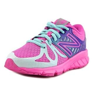 New Balance KV200 Youth Round Toe Synthetic Multi Color Walking Shoe