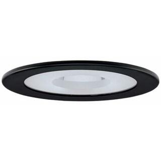 "Elco EL1415 4"" Low-Voltage Adjustable Shower Trim with Frosted Pinhole Lens"