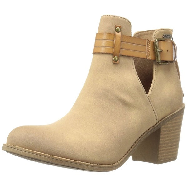 Roxy Womens LAUREL Closed Toe Ankle Fashion Boots