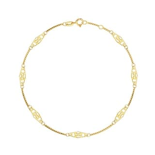 MCS Jewelry Inc 14 KARAT YELLOW GOLD SOLID INFINITY THIN ANKLE ANKLET BRACELET (ADJUSTABLE 9-10 INCHES) (Option: Yellow) https://ak1.ostkcdn.com/images/products/is/images/direct/ed1eebdac6fb39ed5fbd3e767d3b90cff5e49847/MCS-Jewelry-Inc-14-KARAT-YELLOW-GOLD-SOLID-INFINITY-THIN-ANKLE-ANKLET-BRACELET-%28ADJUSTABLE-9-10-INCHES%29.jpg?impolicy=medium