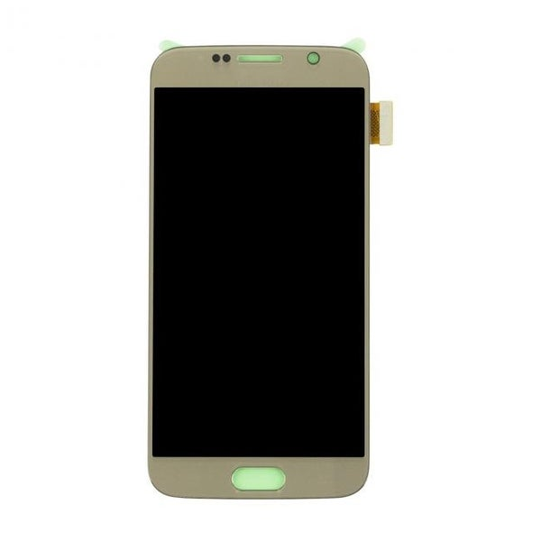 LCD Display & Touch Screen Digitizer Assembly Replacement for Samsung Galaxy S6